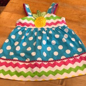 GIRLS SUNDRESS sz 4T